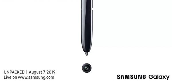 Det komplette billede af Galaxy Note 10s lancering
