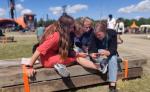 3 melder om historisk højt dataforbrug på Roskilde Festival