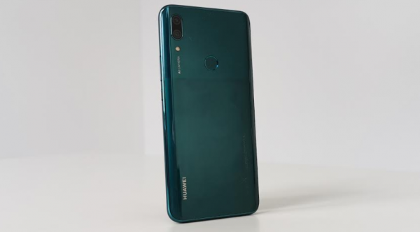 huawei p smart z specifikationer funktioner