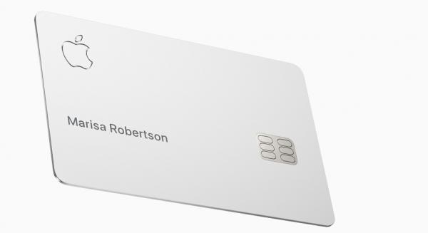 Apple Card kan komme allerede denne uge