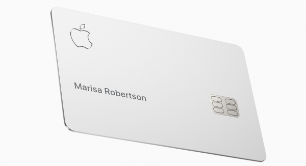 Vilkår for at bruge Apples kreditkort Card