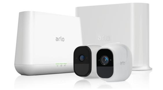 Apple HomeKit er nu komptatibelt med Arlo Pro og Pro 2