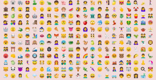 emoji arbejde ord