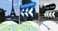 google maps ar vr