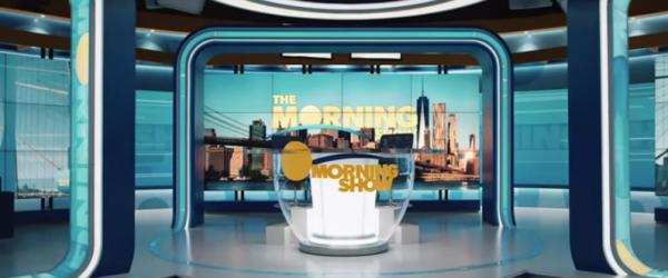 Apple TV+' The Morning Show nomineret til flere Golden Globes