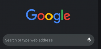dark mode chrome