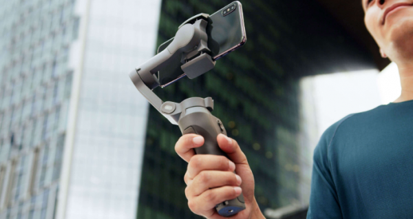Ny Osmo Mobile 3 holder til smartphones fra DJI
