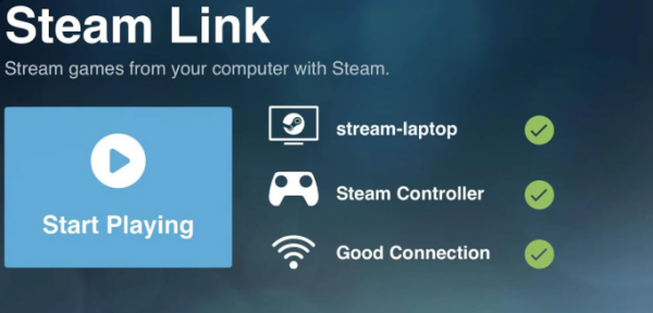 Steam Link giver Android komplet on-the-go gamestreaming