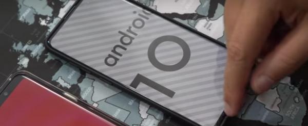 Liste over Android 10-opdatering til Samsung Galaxy-telefoner lækket