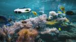 Undervandsdrone med zoom og bedre billedstabilisering