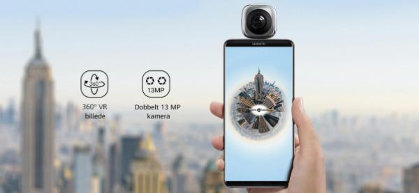 Huawei undersøges af amerikanske myndigheder efter anklager om tyveri af kamerapatenter