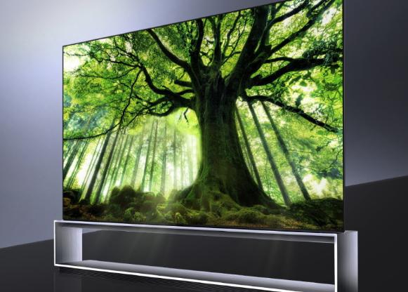 88-tommer OLED TV i 8K-opløsning fra LG til den beskedne pris af 285.000 kroner