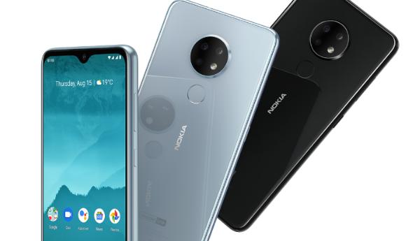 Nokia 6.2 – fuld HD 6,3 tommer skærm og triple kamera til lav pris