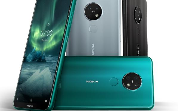Nokia 7.2 – stor skærm, godt kamera og skarp pris