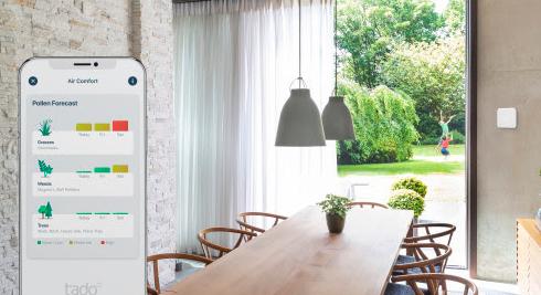 tado med ny app: Se om du indeånder giftig luft i dit hjem