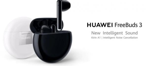 huawei freebuds 3 pris