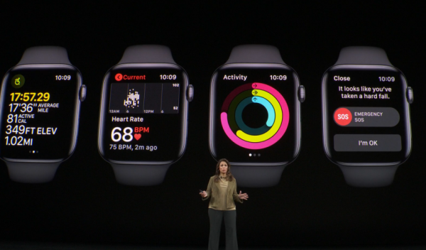 apple watch 5 pris