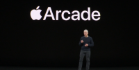 apple arcade gaming