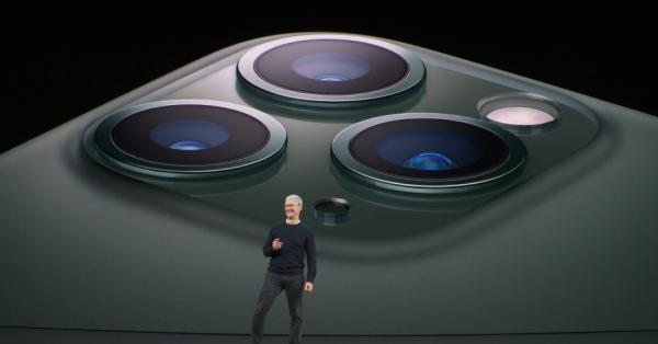 Top 12 vigtigste nyheder på iPhone 11 og 11 Pro / Pro Max