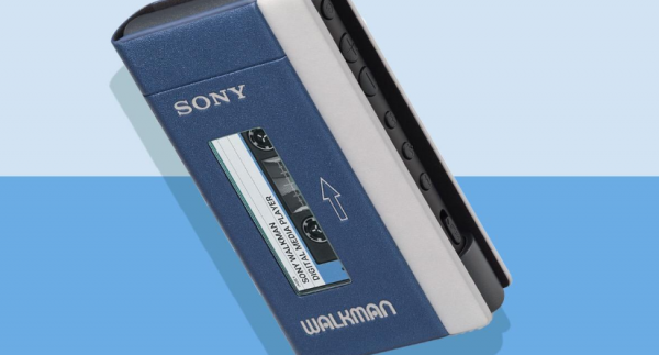 sony walkman NW-A100TPS pris
