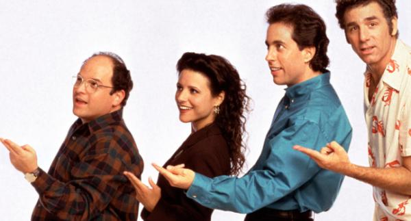 Netflix siger farvel Venner, men hej til Seinfeld – og det i 4K