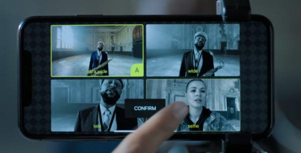 iPhone 11 Pros multi-kamera video-funktion Filmic Pro kommer til ældre modeller