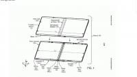 microsoft patent foldbare telefoner