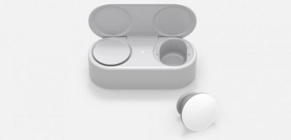 Microsofts Surface Earbuds kommer først til foråret