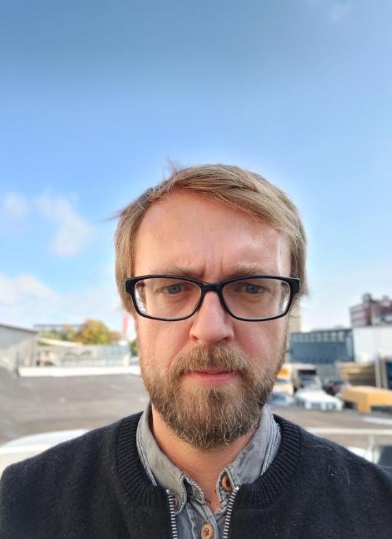 oneplus 7t pro test kamera  selfie