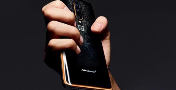 OnePlus 7T Pro McLaren Edition – se dansk pris og salgsstart