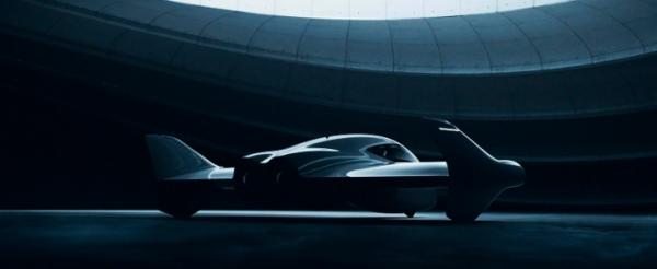 Porsche Boeing flyvende bil