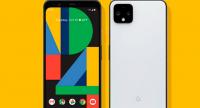 Pixel 4 og Pixel 4 XL funktioner pris