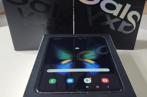 Første test: 24 timer med Samsung Galaxy Fold
