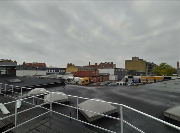 test kamera nokia 7.2 vidvinkel