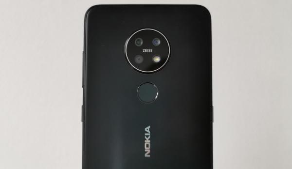 nokia 7.2 test design kamera