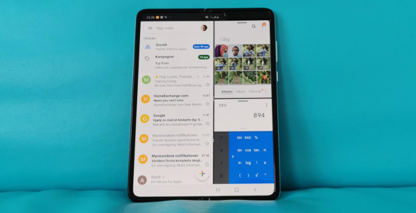 samsung galaxy fold test multitasking 2