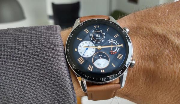 huawei watch gt 2 test  design 2