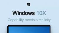 windows 10x leaks