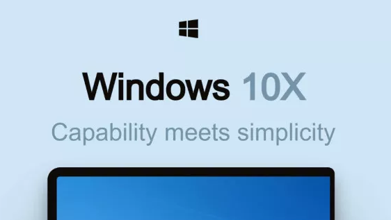 Windows 10X lækker – en blanding af desktop- og mobil-brugerflade