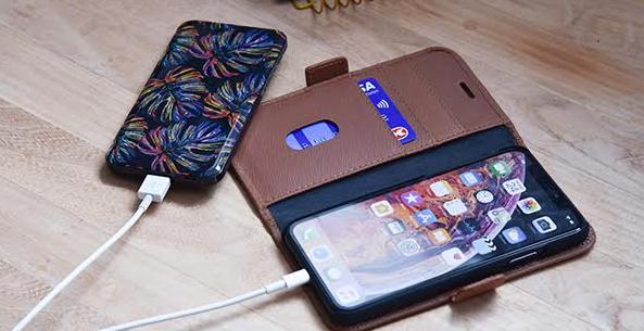Erstat din pung med smart cover til din mobil
