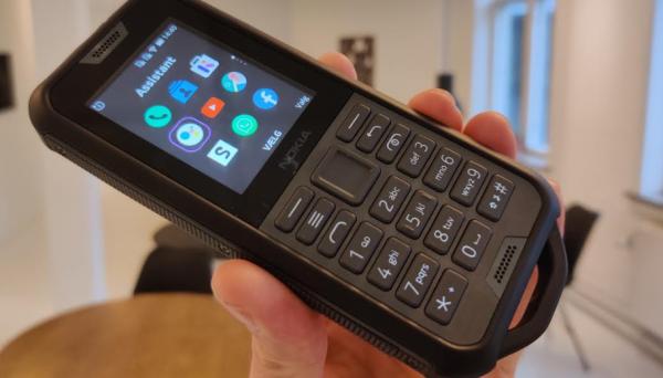 Første test og indtryk: Nokia 800 Tough er ekstra hårdfør