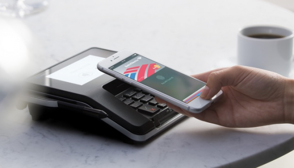 apple pay betaling danmark