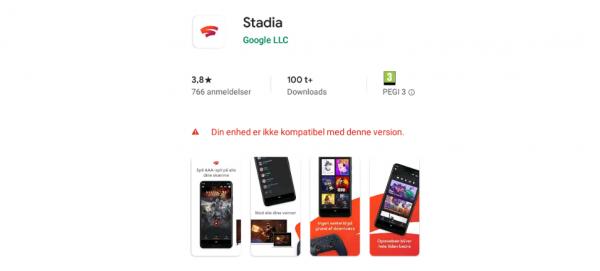 google stadia app chromebooks