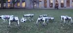 MITs Mini Cheetah robotter på slap line – men stadig lidt skummelt