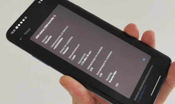 Tjek signalstyrke på din Android mobil eller iPhone lige nu