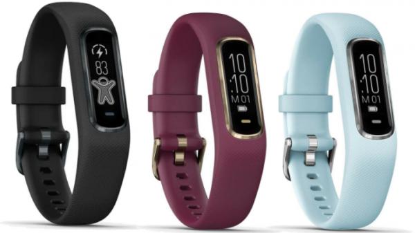 Garmin Vivosmart 4 bedste fitness tracker