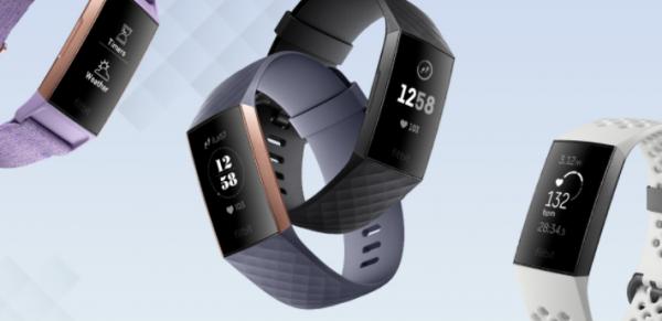 Fitbit Charge 3 bedste fitness tracker skridttaeller