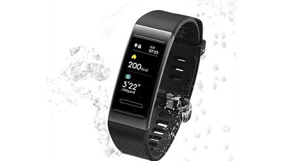 Huawei Band 3 Pro bedste fitness tracker skridttaller