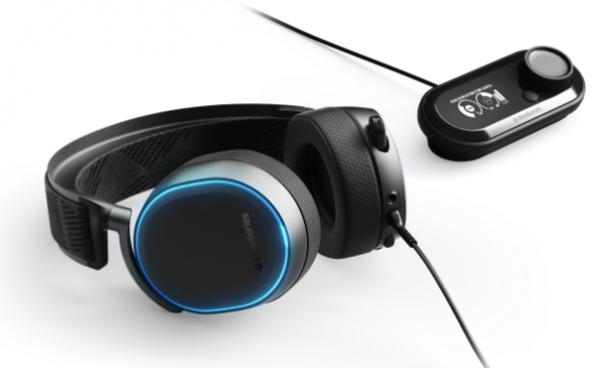 Steelseries Arctis Pro + GameDAC bedste headset til gaming