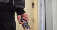 smart lock hacking